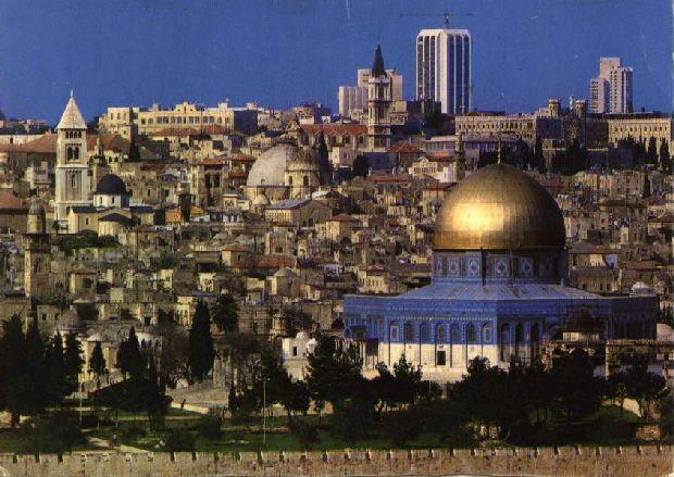 İstanbul ve Kudus
